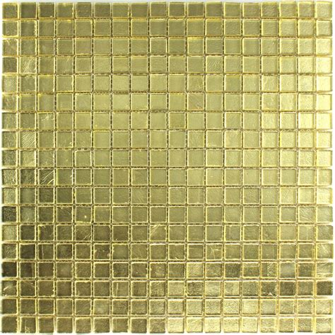 glasmosaik fliesen gold 15x15x4mm ht88302m