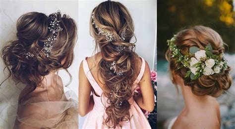 10 of the most popular wedding hairstyles on
