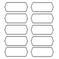 Free Printable Organizing Labels For All Your Stuff In My Own Style Small Label Template