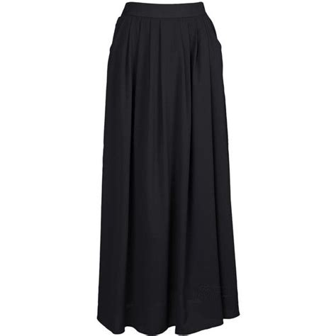 25 best images about pleated chiffon maxi skirt on
