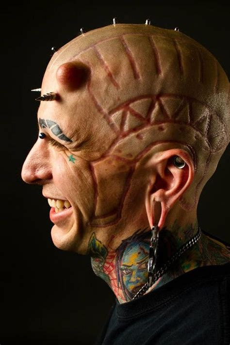 tattoo body modification 34 best extreme body modification images on pinterest