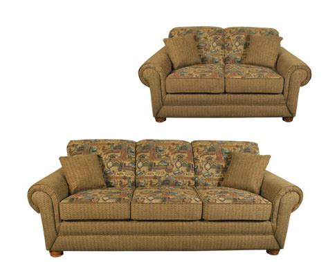 Lodge Sofa by Lodge Sofa Upholstered Sofa With Rustic Fabrics Furniture