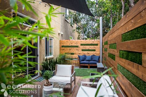 landscaping privacy ideas screening plants trees fences