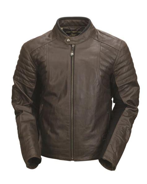 design jacket motorcycle roland sands designs men s bristol top grain leather