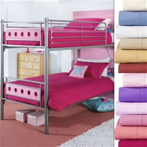 Bunk Bed Fitted Sheets Bunk Bed Size 2 Foot 6inch Fitted Sheet Premium Quality Moontex Manufacturer