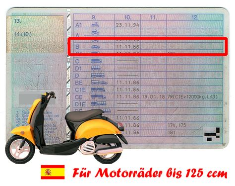 125ccm Motorrad Gesetz by F 252 Hrerschein Autof 252 Hrerschein F 252 R 125er Motorr 228 Der In
