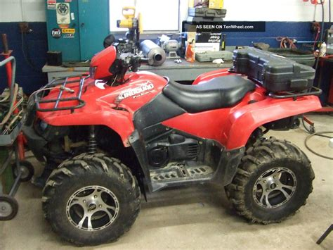 Big Wheel Kit For 2005 Suzuki King Quad 700 | 2005 suzuki king quad