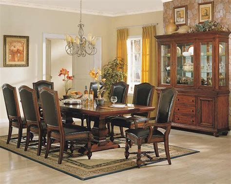 9 pieces dining room sets winners only ashford 9 pieces dining room set wo da44100s1