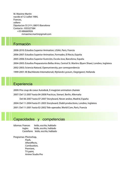 curiculum vitae book 2010 curriculum vitae