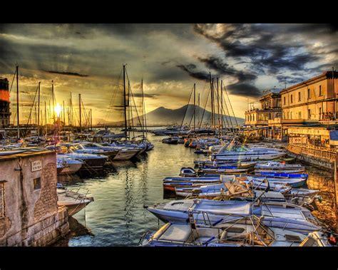 Naples Italy Hd Naples Italy Europe Wallpaper 622270 Fanpop