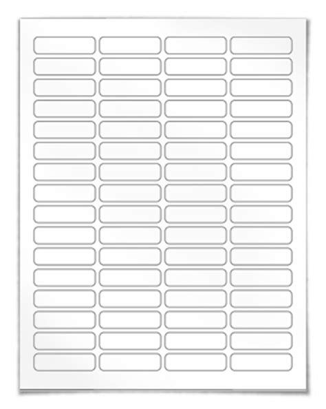 printer label template return address labels for laser and inkjet printing