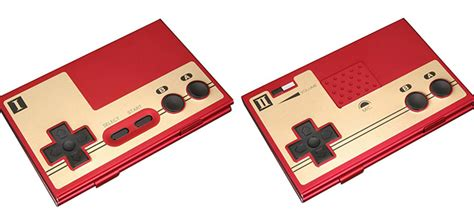Nes Business Card Holder Looks by Salaryman Nes Controller Business Card Holder Wired