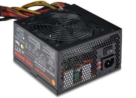 Power Supply Thermaltake Tr2 S 600watt buy the thermaltake w0388ru 600w tr2 series power supply at tigerdirect ca