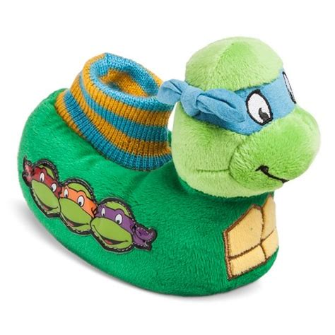 turtle slipper socks toddler boys turtles slipper socks green target