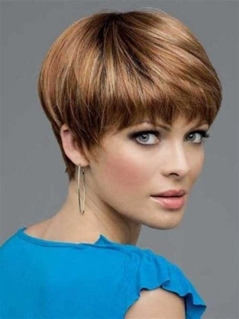 pictures of pixiehaircuts with bangs short hair with bangs for oval face best hairstyle 2016