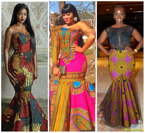 ankara styles weeding 11 ankara mermaid wedding dresses for guests