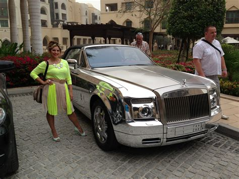 rolls royce chrome rolls royce phantom chrome in dubai mall dubai