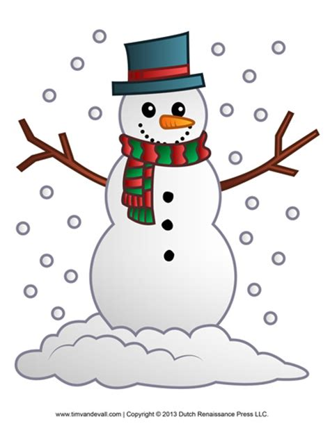 printable snowman ornaments free snowman clipart template printable coloring pages
