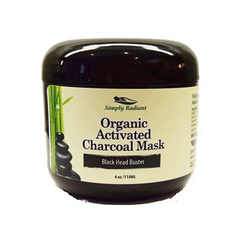 Activated Charcoal Detox Mask by 1000 Ideas About Charcoal Mask On