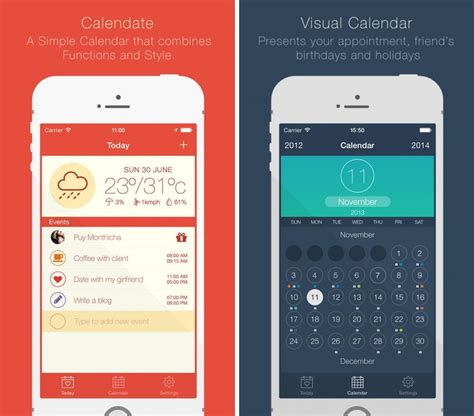Calendar App Iphone Bons Plans Iphone Iesabel Warhammer Quest Calendate