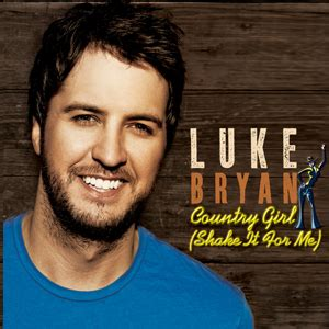 luke bryan first album country girl shake it for me wikipedia