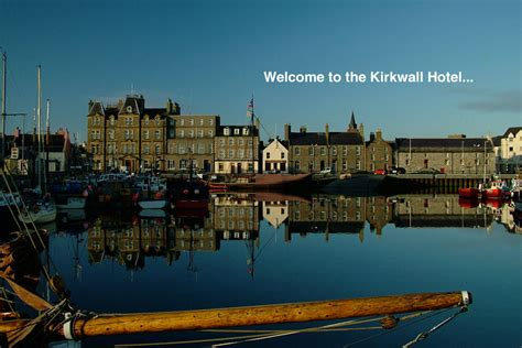 Home Office Wall by Kirkwall Hotel Orkney