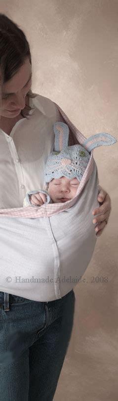 Handmade Baby Sling - baby sling pattern