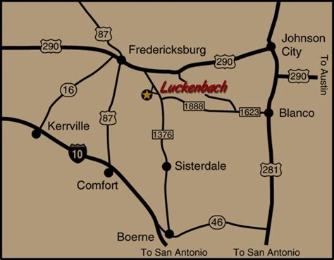 luckenbach texas map let s go to luckenbach texas