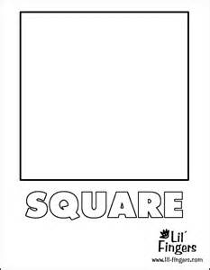 square coloring pages square printable coloring pages