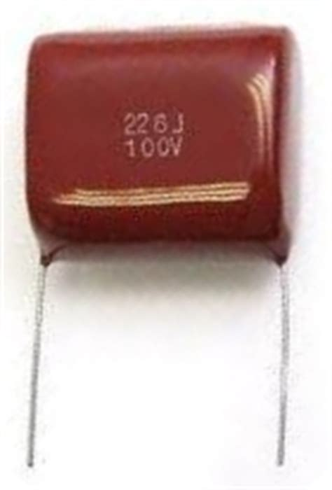 polycarbonate capacitor applications types of capacitors electrolytic variable capacitors