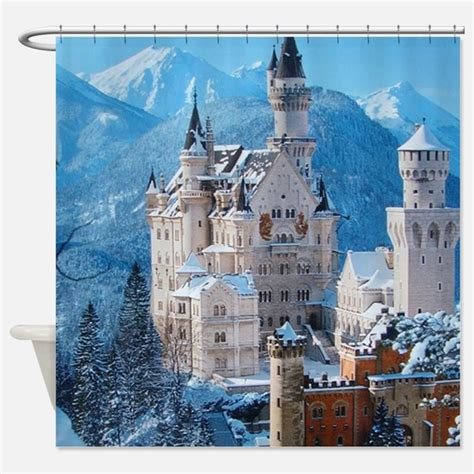 castle shower curtain castle shower curtains castle fabric shower curtain liner