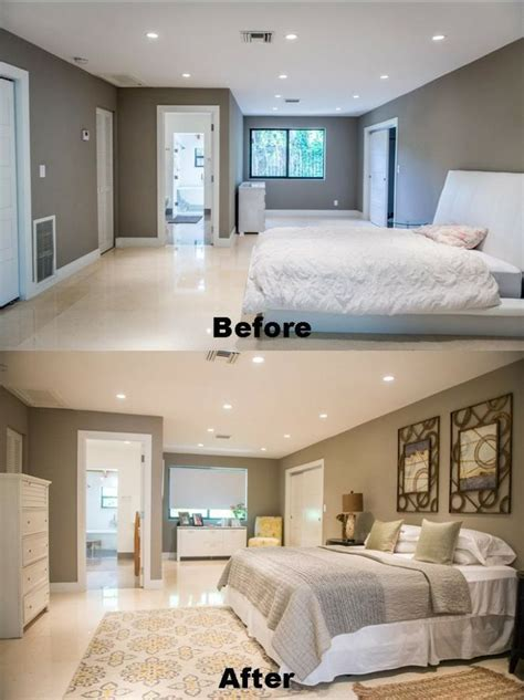 before and after bedrooms 17 best ideas about staging on pinterest house staging ideas home staging and home