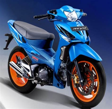 Suku Cadang Honda Revo 100cc honda revo 110 cc spec modifikasi motor