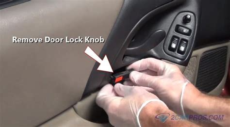How To Remove Locked Door Knob by How To Replace A Window Switch In 20 Minutes