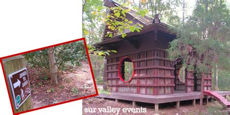 weird huntsville landmarks  valley