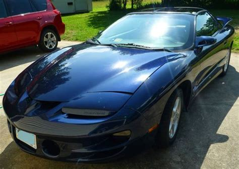 automotive air conditioning repair 2001 pontiac firebird head up display buy used 2001 pontiac firebird trans am 5 7l ls1 v8 t tops dark blue no reserve in