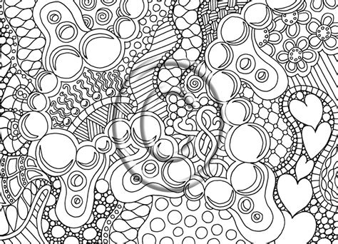 difficult coloring pages  adults    print