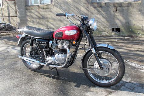 1968 triumph bonneville t120r don hutchinson cycle