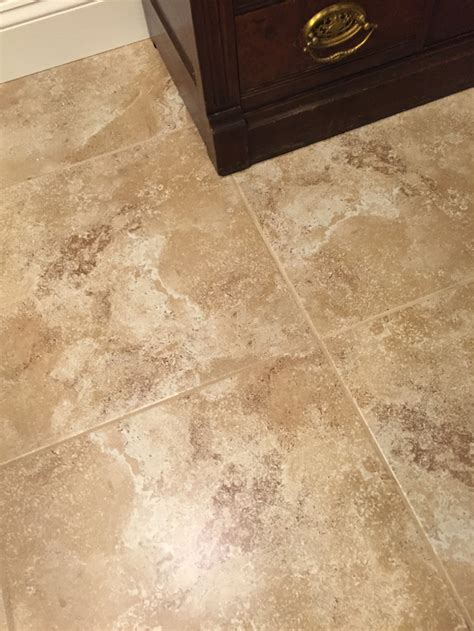 Floor Tile 18x18 by Hershey S New Home Superior Floorcoverings Kitchens