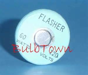 light flasher flasher button bulb flasher light bulb flasher bulb