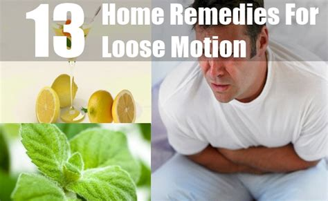 13 home remedies for motion treatments