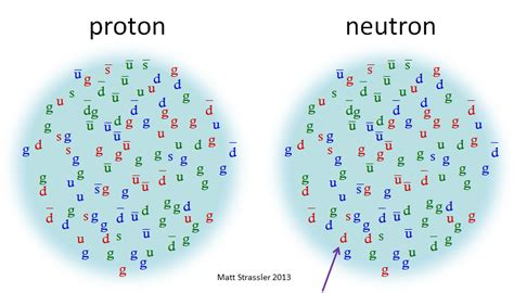 What Is A Proton by Protons And Neutrons The Pandemonium In Matter
