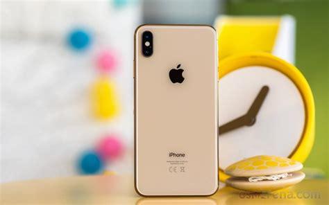 apple iphone xs max review gsmarena tests