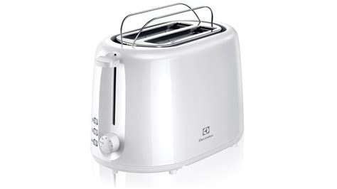 Toaster Electrolux Ets 3200 electrolux 2 slice toaster with bun warmer white harvey norman malaysia