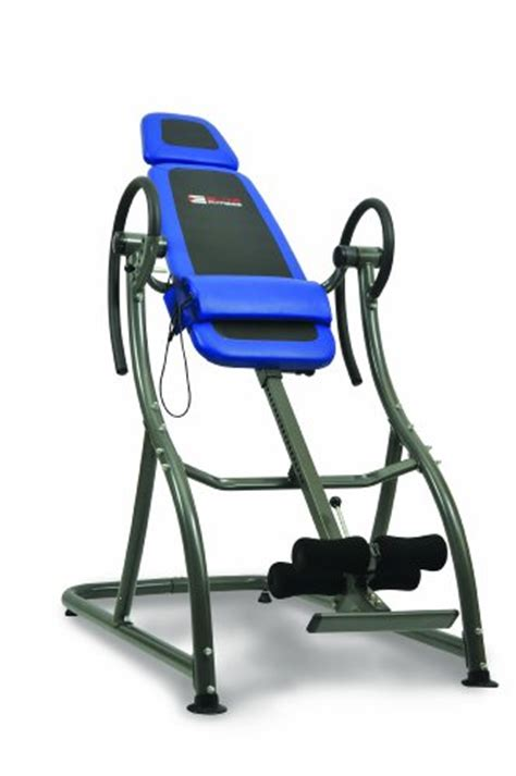 elite fitness deluxe padded inversion table elite fitness deluxe inversion table