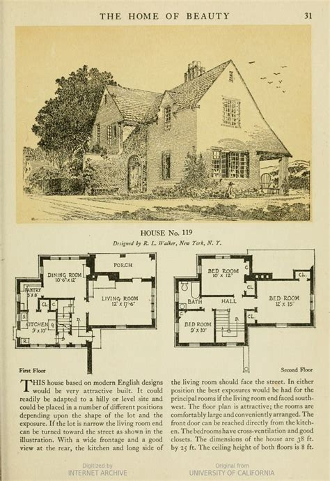 tudor revival house plans vintage house plans houses best tudor revival images on