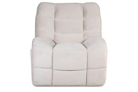 gardner white recliners beige power recliner