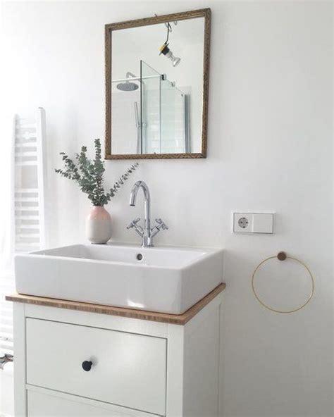 Ikea Hemnes Badezimmer Unterschrank by 10 Kreativ Ideen F 252 R Mehr Wohnlichkeit Im Badezimmer