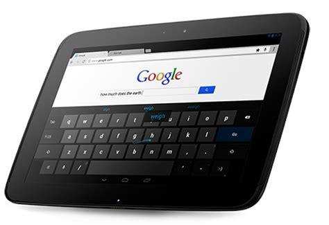 Tablet Nexus 10 Inch nexus 10 tablet 5 thecoolist the modern design lifestyle magazine