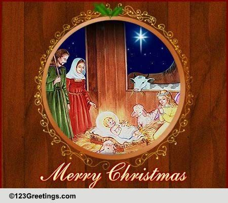 christmas blessings  wishes  religious blessings ecards